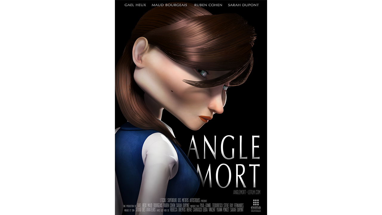 Angle Mort - Graduation Short Movie